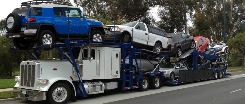 Car Transport Service Quote